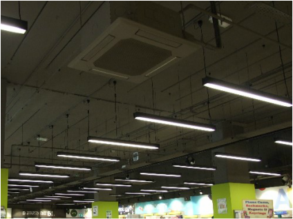 Ceiling Voids Rk Coatings