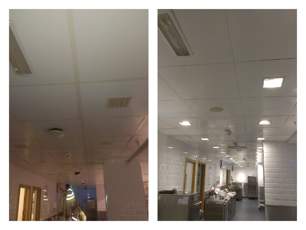 Ceiling Metal Rk Coatings